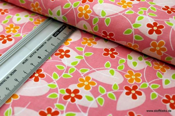 Baumwolle | bedruckt | Michael Miller Fabrics | Patt #DC6188 | Floating Blossoms