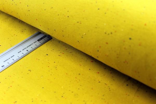 Sweat | meliert | gelb