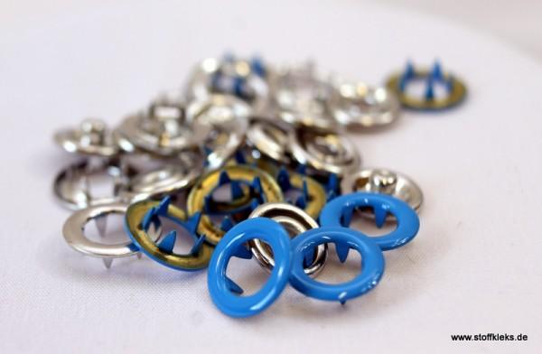 Jerseydrucker | 20 Stück | Ringe | türkis