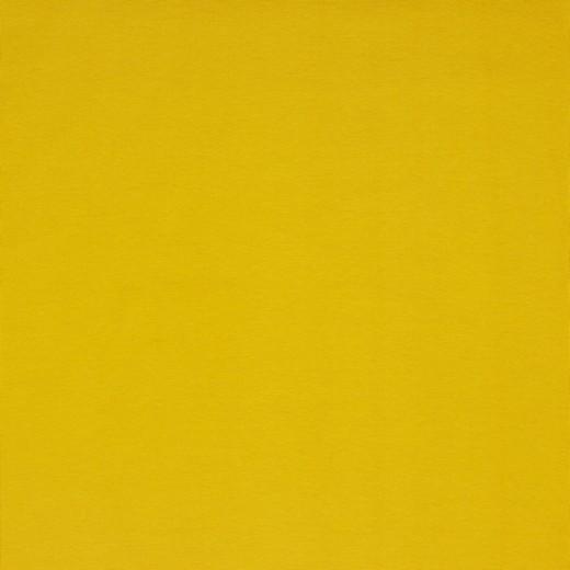 Bündchen | Baumwolle | Uni | gelb