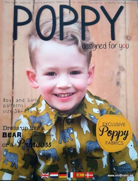 Schnittmuster | Poppy | edition 11
