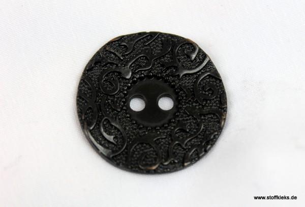 Knopf | Metall | Stilpressing | 1,8cm