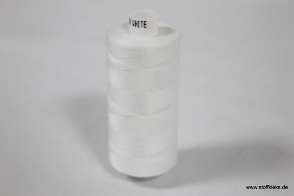 Nähgarn   Coats   1000m   weiß