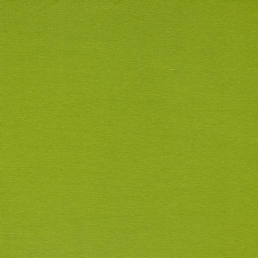 Bündchen | Baumwolle | uni | lime