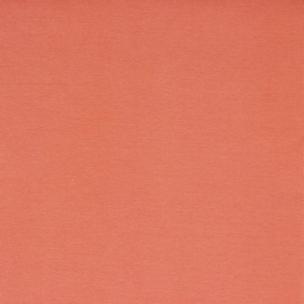 Bündchen | Baumwolle | Uni | rosa