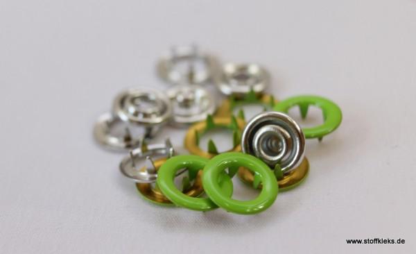Jerseydrucker | 20 Stück | Ringe | grün