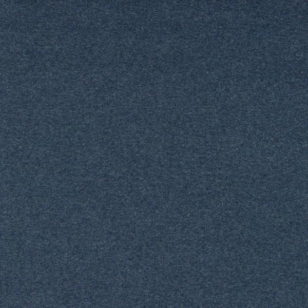 Bündchen | Baumwolle | Uni | navy melange