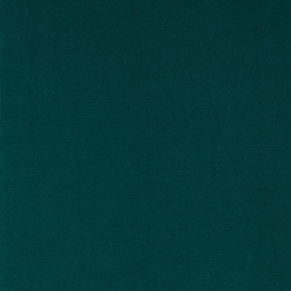 Bündchen   Baumwolle   Uni   tannengrün