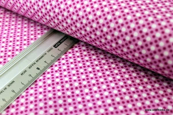 Baumwolle   bedruckt   Michael Miller Fabrics   Patt #CX6322   Dim Dots   pastell lila