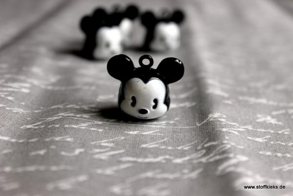 Glöckchen | Mouse | schwarz/weiß
