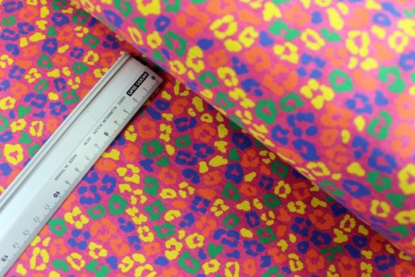 Jersey | bedruckt | Leo bunt | pink