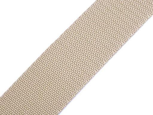Gurtband | 40mm | beige