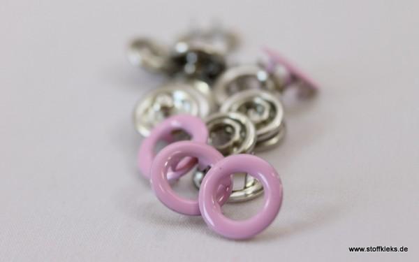 Jerseydrucker | 20 Stück | Ringe | rosa