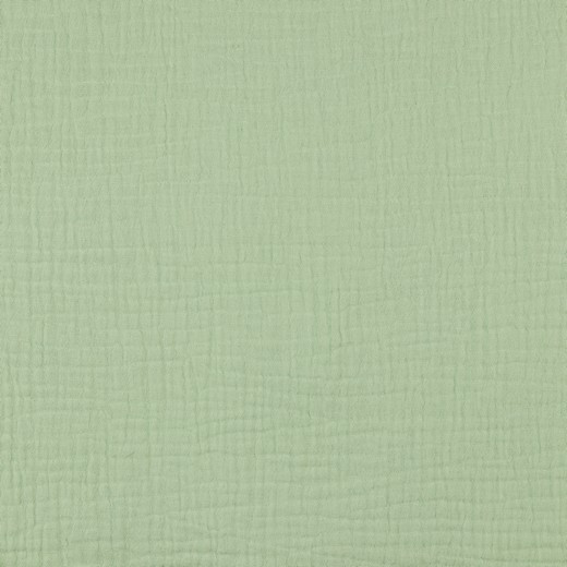 Baumwolle | double gauze/Musselin | Uni | mint