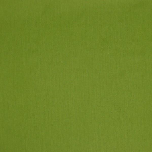 Baumwolle | Candy Cotton | Uni | moosgrün