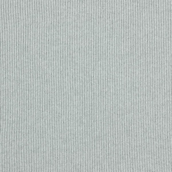 Strick | recycelte Baumwolle | grau